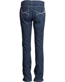 Lapco Women's FR Modern Fit Jeans - Straight Leg , , hi-res