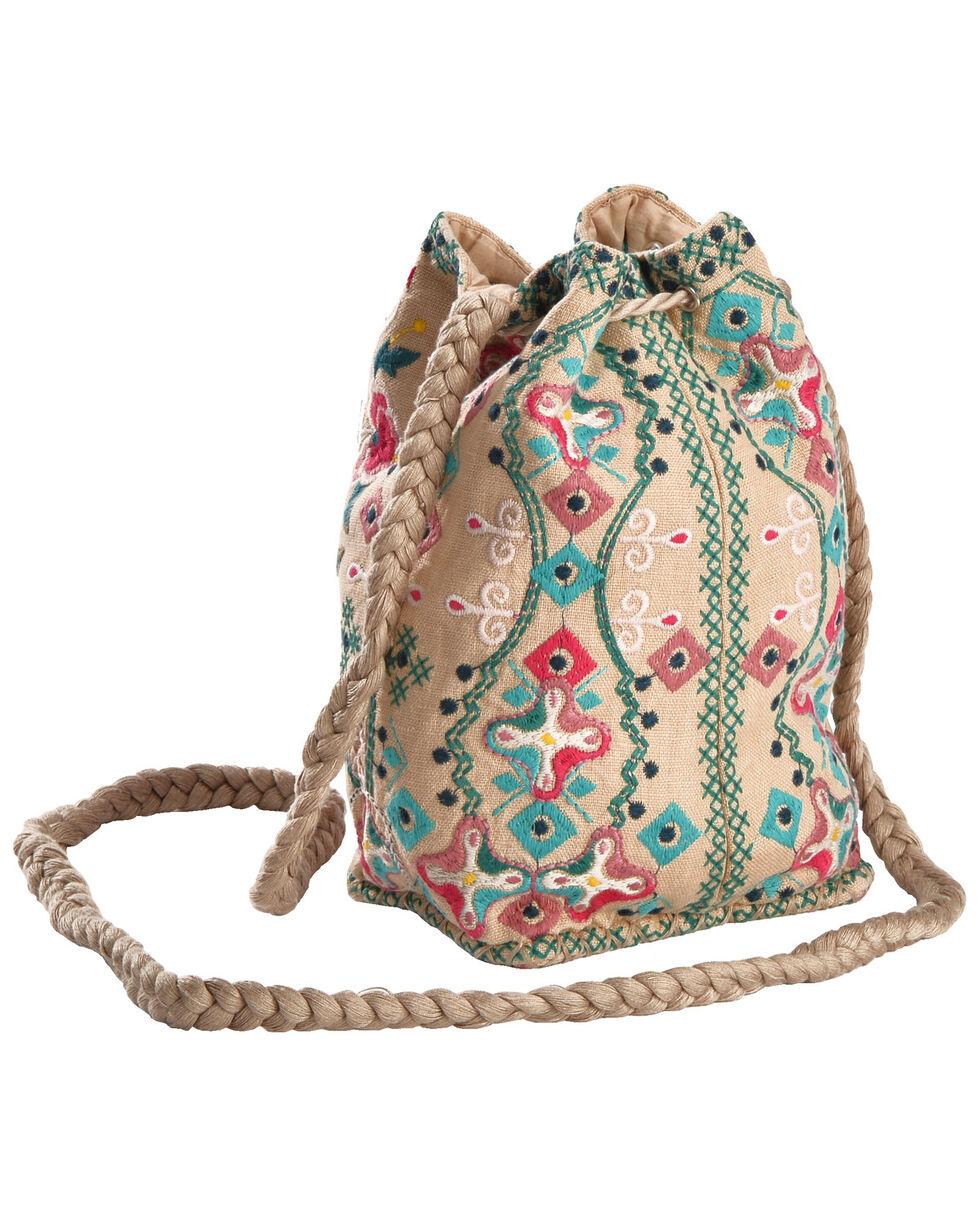 Johnny Was Women's Peta Bucket Bag , , hi-res