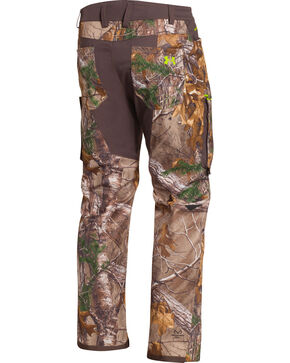 Under Armour Men's Realtree Storm Scent Control Softershell Pants, Camouflage, hi-res