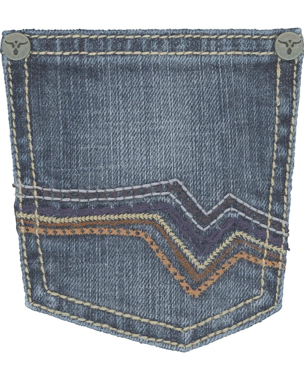 Wrangler Boys' 20X No. 42 Vintage Slim Jeans - Boot Cut , Indigo, hi-res