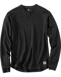 Carhartt Men's Tilden Long Sleeve Crewneck Sweatshirt - Big & Tall, , hi-res