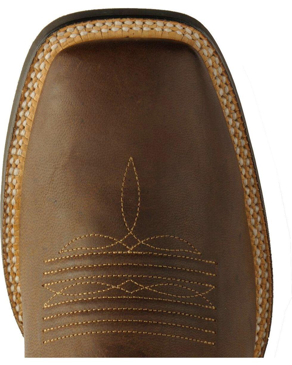 Ariat Men's Wild Stock Western Boots, Brown, hi-res