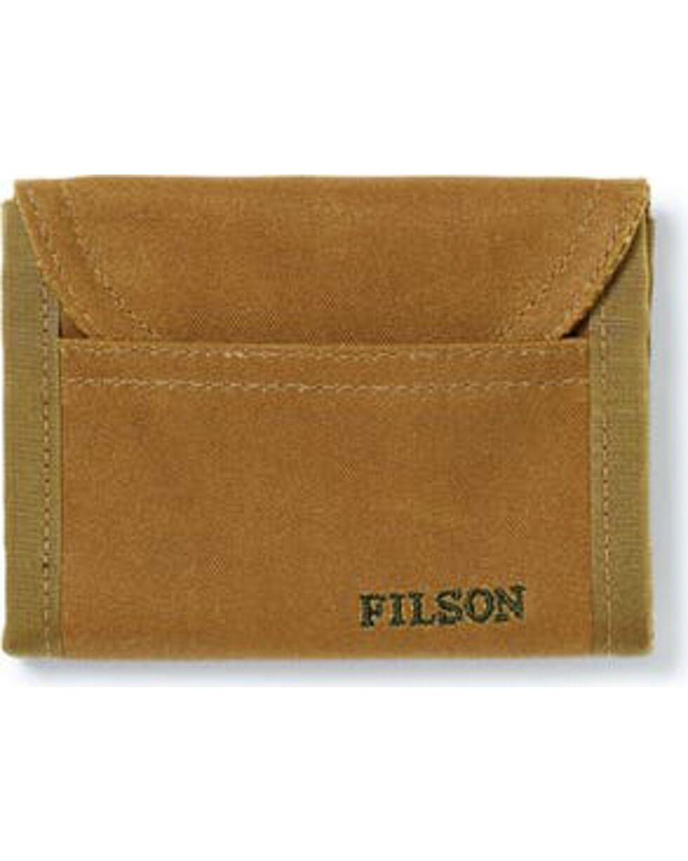 Filson Tin Cloth Smokyjumper Wallet , , hi-res