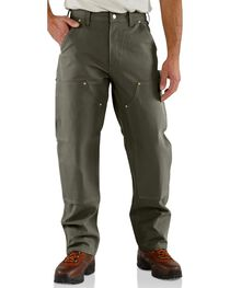 Carhartt Men's Double-Front Work Dungaree, , hi-res