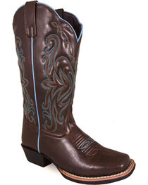 Smoky Mountain Women's Altoona Western Boots - Square Toe , , hi-res