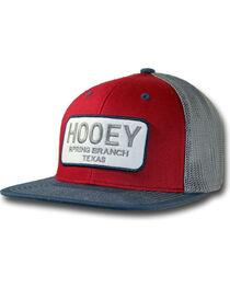 Hooey Men's Texas Baseball Cap, , hi-res