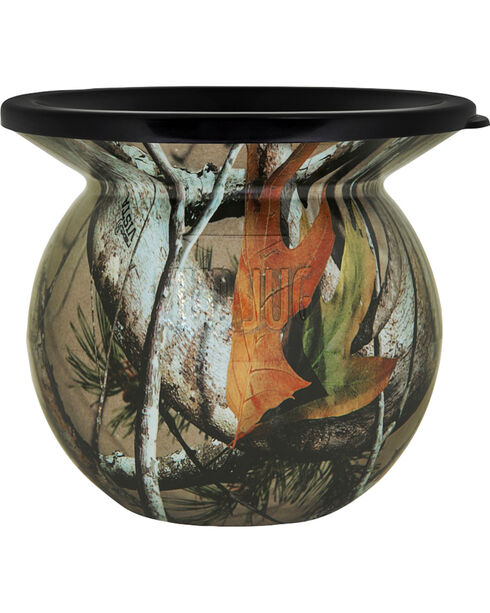 Mud Jug Backwoods Camo Spittoon, , hi-res