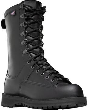 Danner Unisex Fort Lewis Uniform Boots, Black, hi-res
