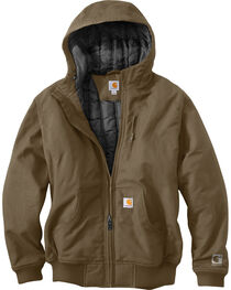 Carhartt Men's Quick Duck Jefferson Active Jacket - Big & Tall, , hi-res