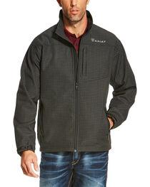 Ariat Men's Grey Vernon Softshell Jacket , , hi-res
