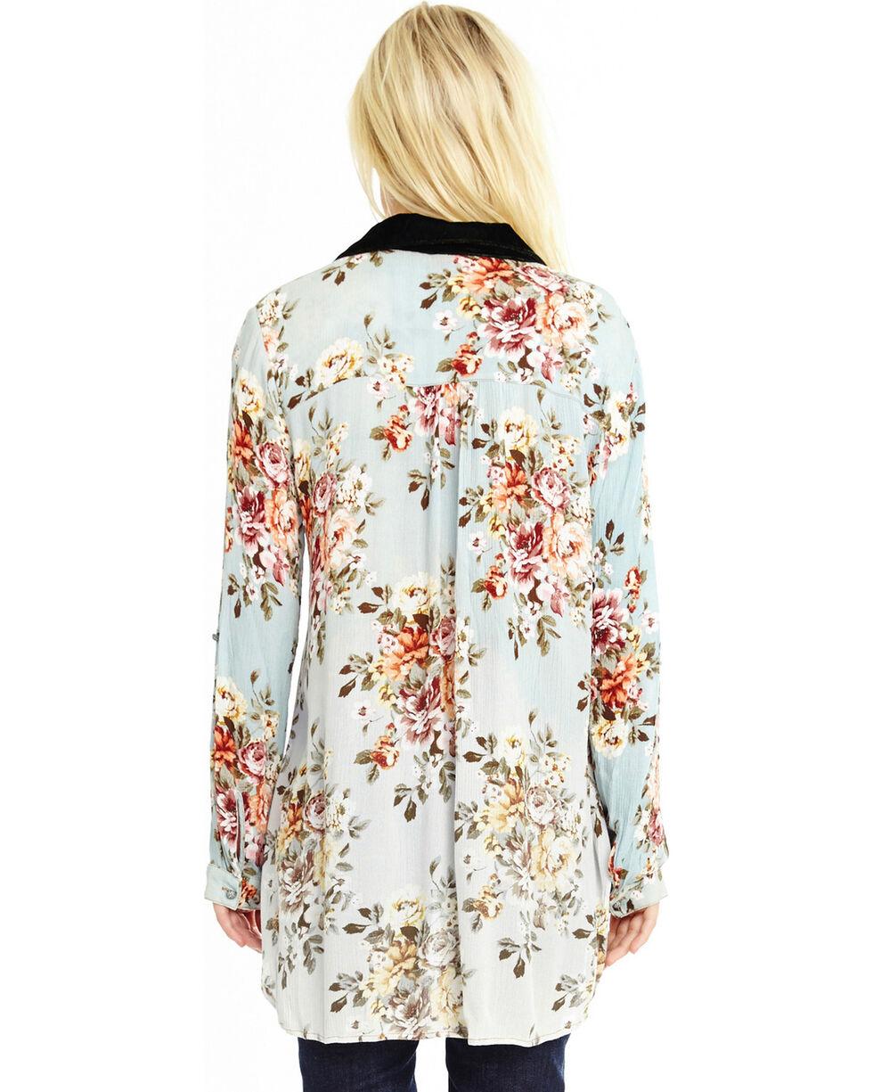 Aratta Women's Verona Shirt, Light Blue, hi-res