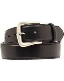 Nocona Black Western Belt - Large, , hi-res
