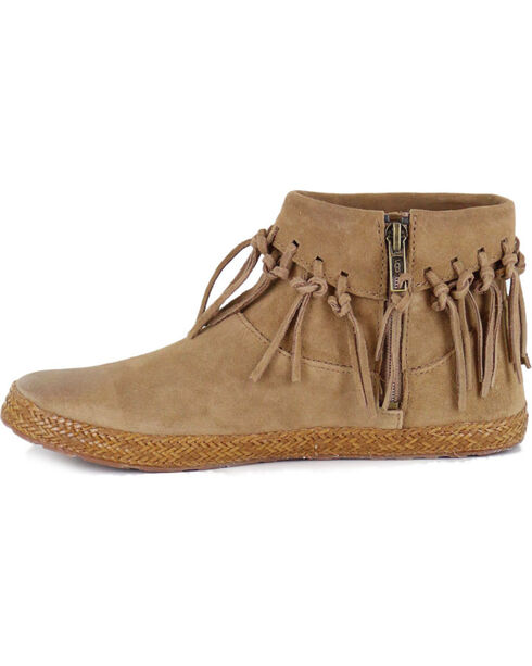 UGG Women's Chestnut Shenendoah Casual Boots - Round Toe , Brown, hi-res