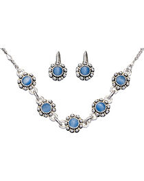 Montana Silversmiths Women's Berry Jewelry Set, , hi-res