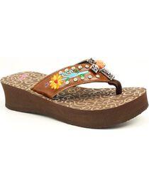 Blazin Roxx Juley Flip Flops, , hi-res