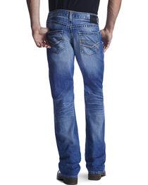 Ariat Men's M6 Denver Midway Wide Boot Cut Jeans, , hi-res