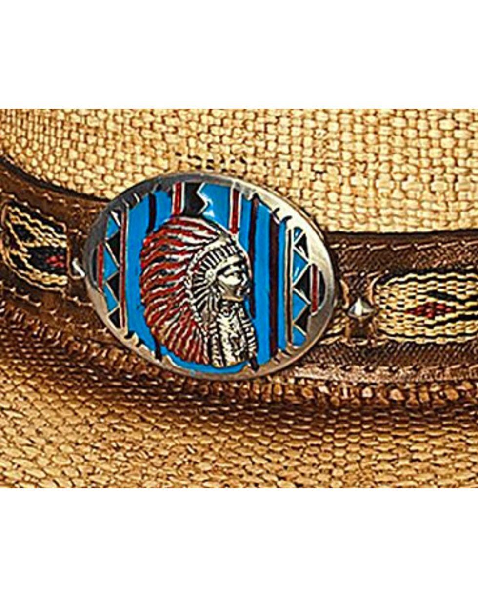 Bullhide Women's Red Cloud Straw Hat, Natural, hi-res