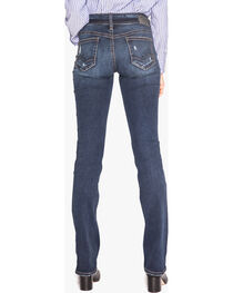 Silver Women's Indigo Suki Slim Fit Jeans - Boot Cut , , hi-res