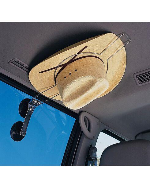 M&F Quick Stick Hat Rack, Silver, hi-res
