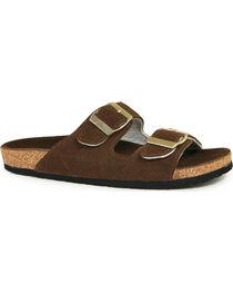 Lamo Sequoia 2 Strap Sandals, Brown, hi-res