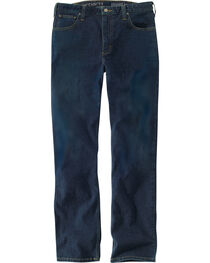 Carhartt Men's Rugged Flex Straight Tapered Jeans , , hi-res