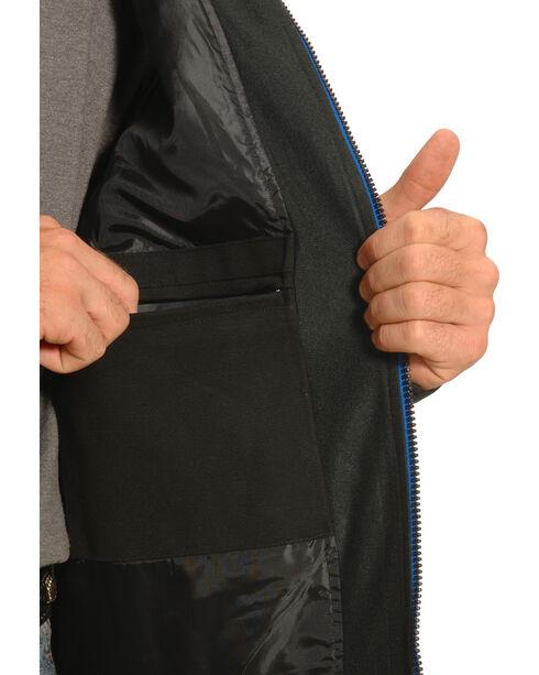 Cowboy Hardware Men's Woodsman Jacket, Black, hi-res