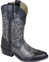 Smoky Mountain Boys' Preston Western Boots - Snip Toe, , hi-res