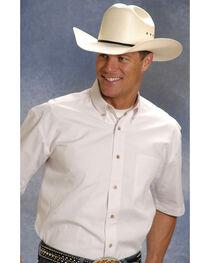 Roper Amarillo Collection Short Sleeve Men's Shirt, , hi-res