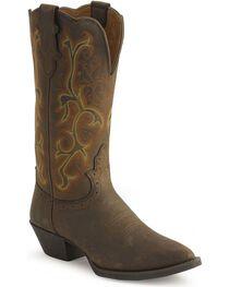 "Justin Women's 12"" Stampede Western Boots, , hi-res"