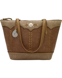 Bandana Women's Grand Junction Zip Top Tote, , hi-res