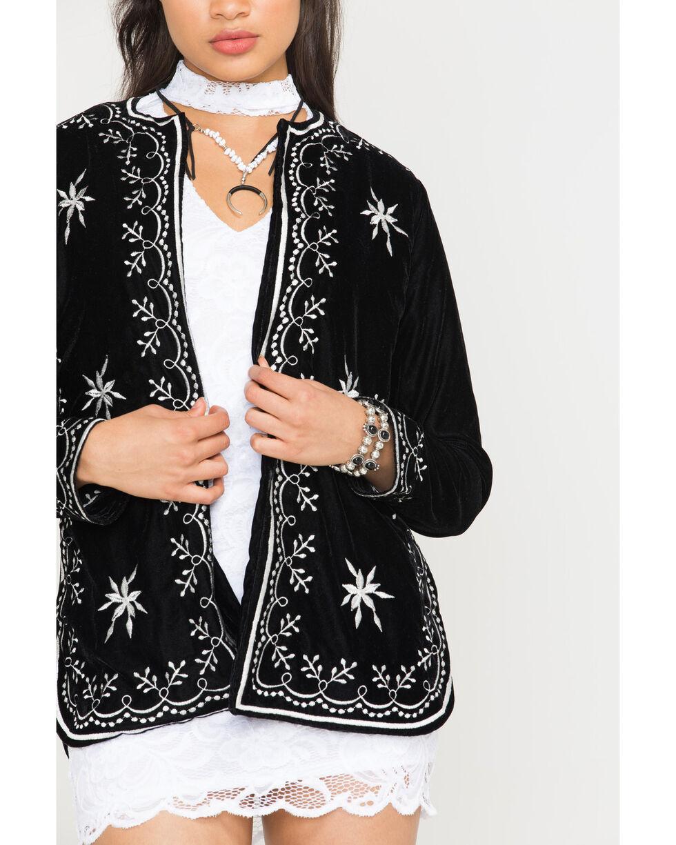 Sage The Label Women's Black Zella Jacket, Black, hi-res