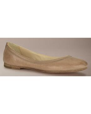 Frye Women's Carson Ballet Flats, Beige, hi-res
