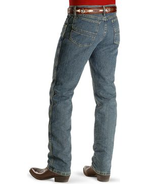 Wrangler Men's 20X No. 27 Slim Fit Jeans, Pale Smoke, hi-res
