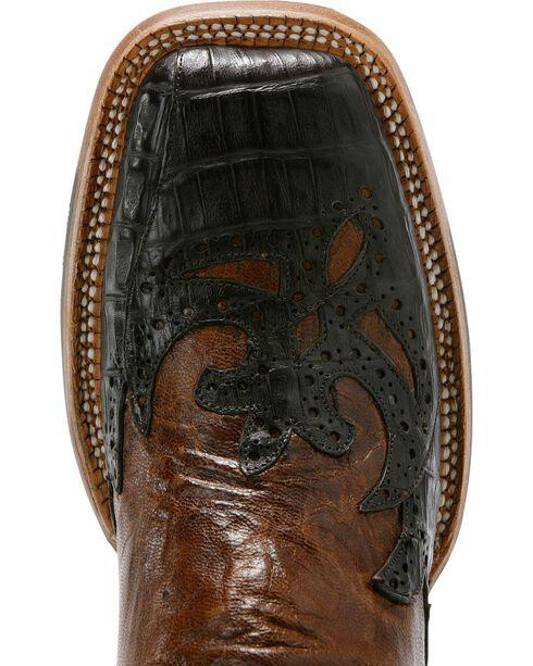 Cinch Men's Western Boots, Chocolate, hi-res