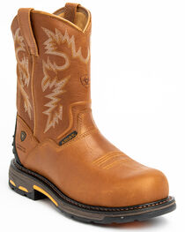 Ariat Men's Workhog RT H2O Composite Toe Work Boots, , hi-res