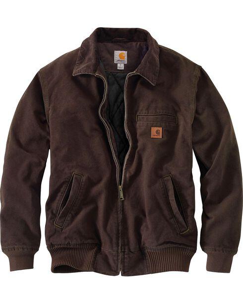 Carhartt Bankston Sandstone Jacket, Brown, hi-res