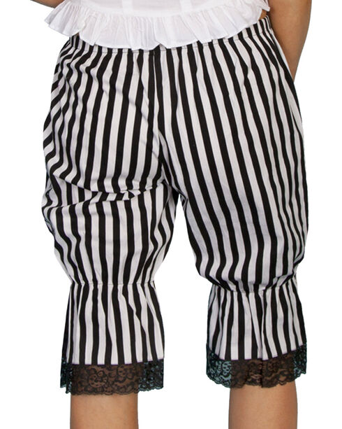 Rangewear by Scully Stripe Bloomers, Black, hi-res