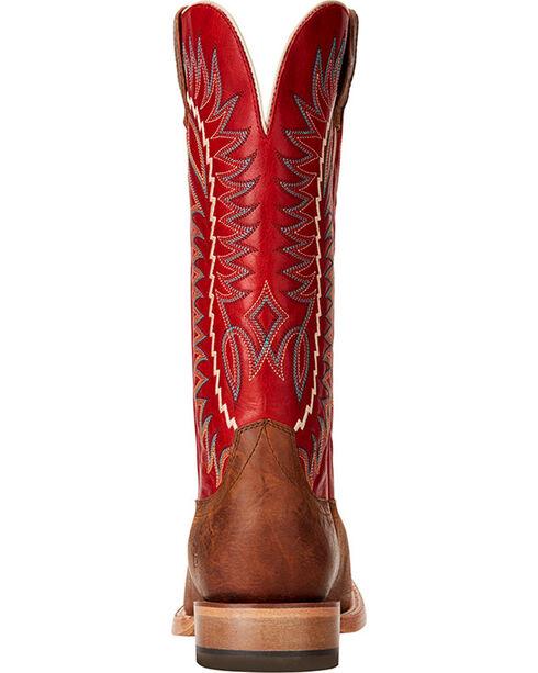 Ariat Men's Relentless Elite Western Boots, Tan, hi-res
