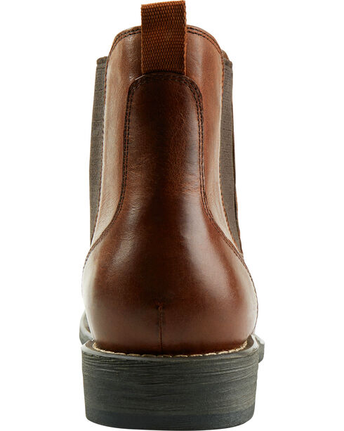 Eastland Men's Tan Daily Double Jodhpur Boots , Tan, hi-res