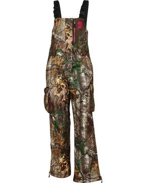 Rocky Women's Realtree Xtra Camo RAM Bib Overalls, Camouflage, hi-res