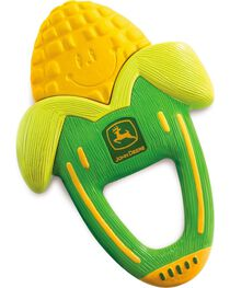 John Deere Infant's Massaging Corn Teether, , hi-res
