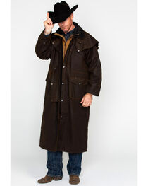Outback Trading Co. Stockman Waterproof Duster, , hi-res
