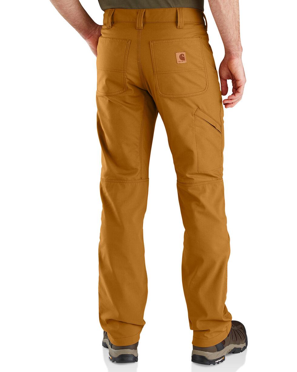 Carhartt Men's Rugged Flex Upland Field Pants - Straight Leg, Pecan, hi-res