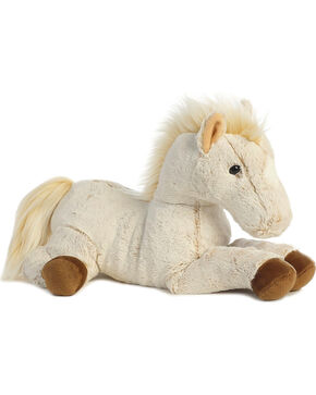 Aurora Honey the Horse Plush Toy , Cream, hi-res