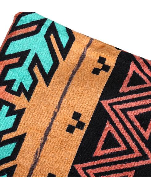 BB Ranch® Southwest Print Towel, No Color, hi-res