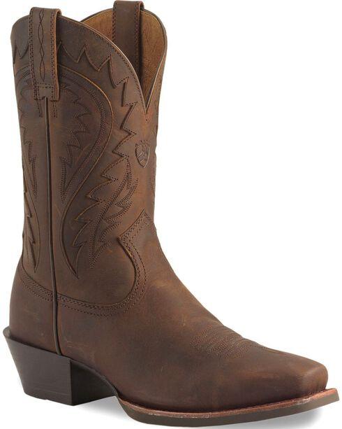 "Ariat Men's Legend Phoenix 11"" Western Boots, Toast, hi-res"