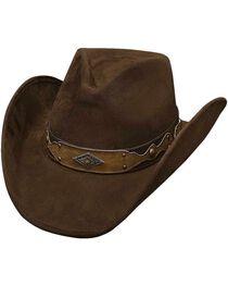 Bullhide Men's Shadow In The Dust Faux Felt Hat, , hi-res