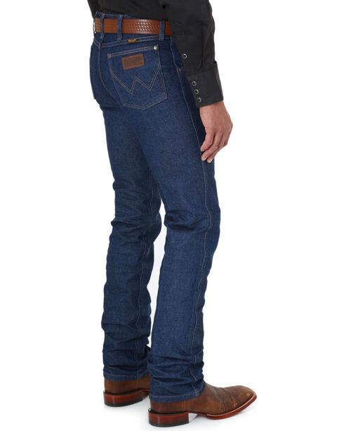 Wrangler Men's Slim Fit Premium Perfomance Jeans, Indigo, hi-res