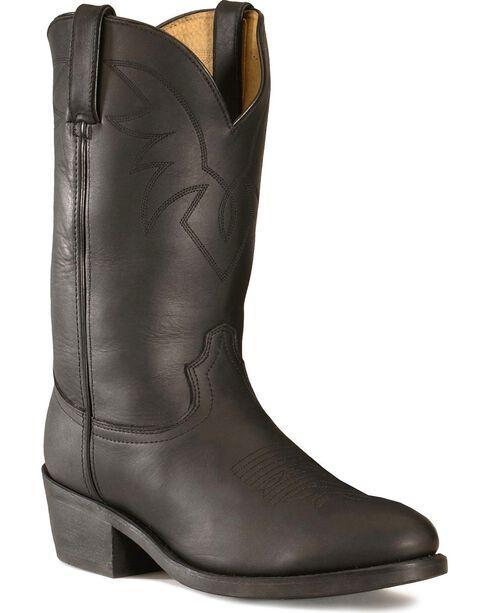 Durango Trucker Work Boots, Black, hi-res
