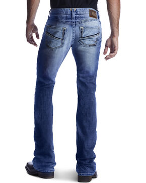 Ariat Men's Shotwell Cinder Jeans, , hi-res